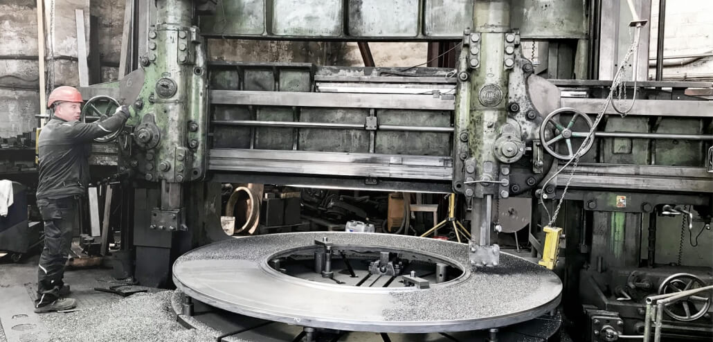 Gießerei Gustav Buchholz - Maschinenfabrik. Eisenguss, Grauguss, Sphäroguss, Metallguss.