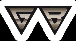 Logo Gießerei Gustav Buchholz. Eisenguss, Grauguss, Sphäroguss, Metallguss.